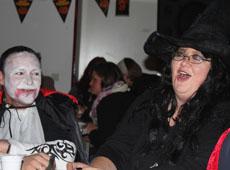 Halloweenritt & Party 2012