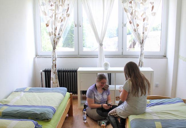 Gästezimmer Gut Hahnenseifen